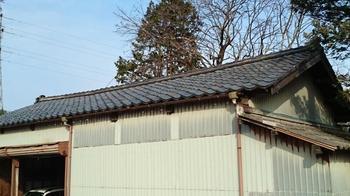 下越 瓦差替え工事 壁際漆喰工事  雨樋の清掃 新発田  北新高圧工業